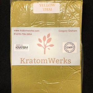Premium Yellow Thai Kratom Kilo